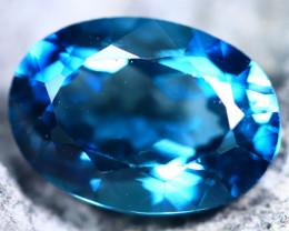 8.39cts Natural LONDON-BLUE Colour Topaz / MA252