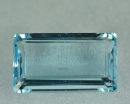 16.49 Cts Stunning Natural Aquamarine