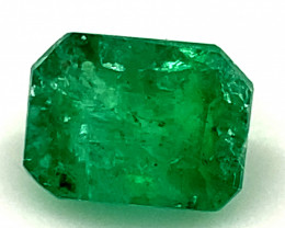 Emerald .35ct Natural Untreated