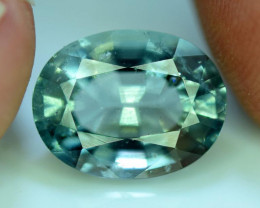 Aquamarine, 6.90 Cts Very Beautiful Aquamarine Gemstone