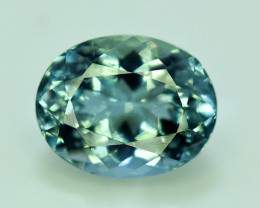 Aquamarine, 3.90 Cts Very Beautiful Aquamarine Gemstone
