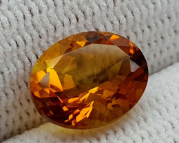 2.35CT MADEIRA CITRINE BEST QUALITY GEMSTONE IIGC48