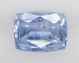 1.25 carats | Natural Blue Sapphire | 7.1 x 5.5 x 3 mm | Cushion Cut