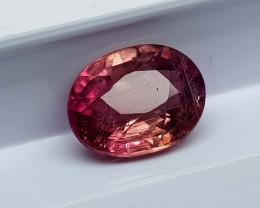 1.25Crt Tourmaline Natural Gemstones JI37