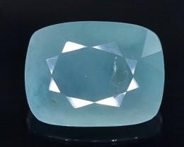 2.35 Crt  Grandidierite Faceted Gemstone (Rk-57)