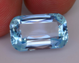 AAA Aquamarine 5.79 ct Untreated Brazil SKU-6