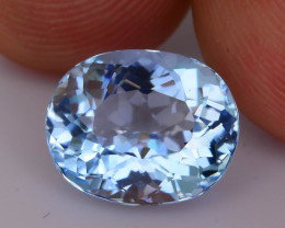 Aquamarine 2.39 ct Untreated Brazil SKU-6