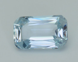 Aquamarine 3.67 ct Untreated Brazil SKU-6