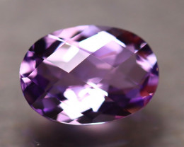 Lavender 5.52Ct Natural Master Cutting Lavender Amethyst D0502/A2
