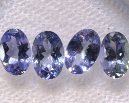 2.05CTS  TANZANITE  FACETED  STONE PARCEL  PG-3444