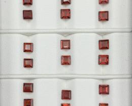 12.10 Carats Rhodolite Garnet  Gemstones Parcel