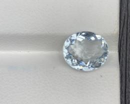 2.10 Carats Aquamarine Gemstone