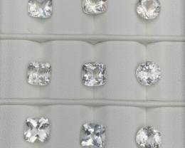 27.30 Carats Topaz Gemstones Parcel