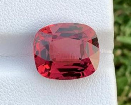 Loupe Clean 8.35 ct NATURAL RED SPINEL FROM BURMA