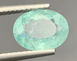 Paraiba 2.09 ct Natural Color Paraiba Tourmaline Gemston