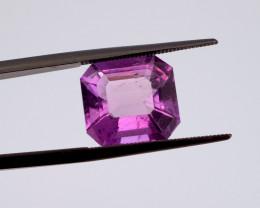 6.33 CT FREE SHIPPING! Custom Fancy Cut Purple Amethyst (Uruguay)