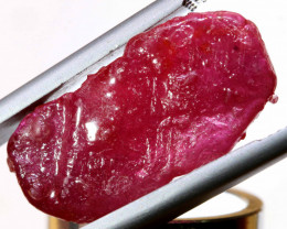15.30CTS   MOZAMBIQUE  RUBY ROUGH   RG- 5311