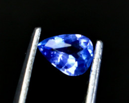 GGTI-Certified-0.50  ct Blue Tanzanite Gemstone Natural