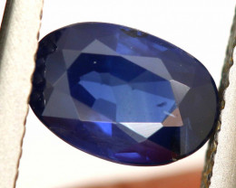 1.31 CTS CERTIFIED SAPPHIRE FACETED GEMSTON   TBM- 773