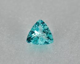 0.94  Cts Stunning Lustrous Natural Blue Paraiba
