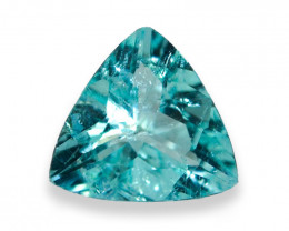 0.94  Cts Stunning Lustrous Natural Blue Paraiba
