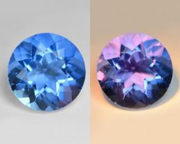 4.62 Cts Natural Color Change Flourite  Loose Gemstone