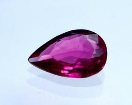 1.00 CT Natural - Unheated Pink Rubellite Tourmaline Gemstone