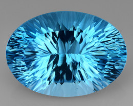 26.20 Cts Untreated Topaz Excellent Luster & Color Gemstone TP18