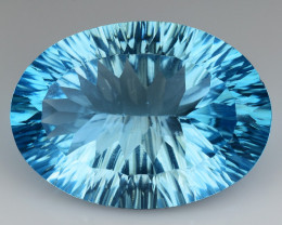 22.48 Cts Untreated Topaz Excellent Luster & Color Gemstone TP19