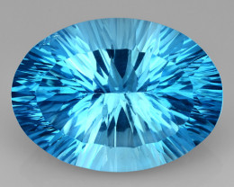 23.26 Cts Untreated Topaz Excellent Luster & Color Gemstone TP21