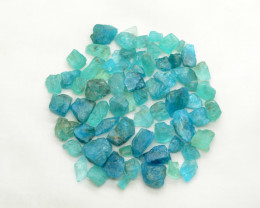 250 CT Top Color Rough Apatite @ Africa