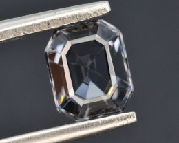 Top Asscher Cut 1.10 ct Natural Spinel ~ Mogok ~