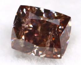 Purple Diamond 0.24Ct Untreated Genuine Fancy Diamond AT0004