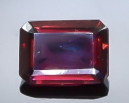 1.73 Crt Rhodolite Garnet  Faceted Gemstone (Rk-58)
