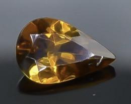 0.94 Crt Tourmaline  Faceted Gemstone (Rk-58)