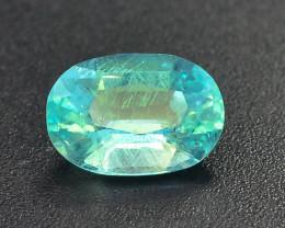 Read Description 0.90 ct Attractive Blue Apatite