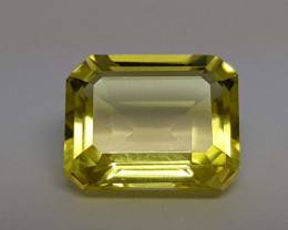 3Crt Lemon Quartz Natural Gemstones JI38