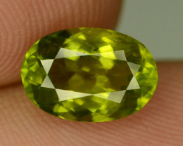 2.20 ct Natural Green Peridot