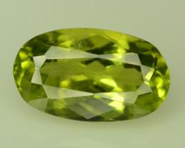 2.65 ct Natural Green Peridot