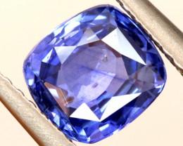 1.45  CTS  CERTIFIED BLUE SRILANKA SAPPHIRE  TBM-454