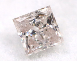 Pink Diamond 0.10Ct Untreated Genuine Fancy Diamond A0402