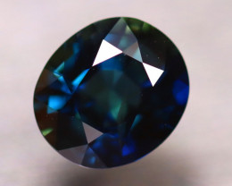 Blue Sapphire 3.27Ct Natural Blue Sapphire DR192/E132