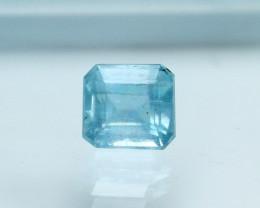 2.25 CT Natural - Unheated  Blue Aquamarine Gemstone