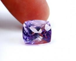 8.55 CT Natural - Unheated Purple Amethyst Gemstone