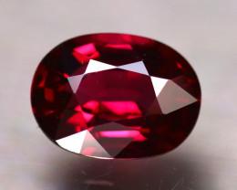 Rhodolite 1.89Ct Natural VVS Red Rhodolite Garnet D0722/A5