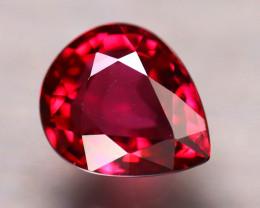 Rhodolite 1.90Ct Natural VVS Red Rhodolite Garnet D0723/A5