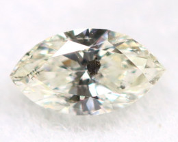 Salt And Pepper Diamond 0.07Ct Untreated Genuine Fancy Diamond B0413