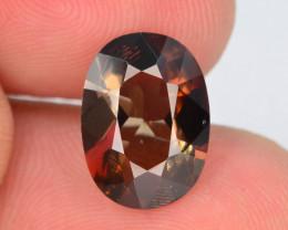 Rare 3.05 ct Multicolor Natural Axinite
