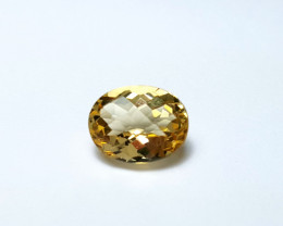 Amazing Natural color Eye clean Citrine stone 1.70 Cts-A