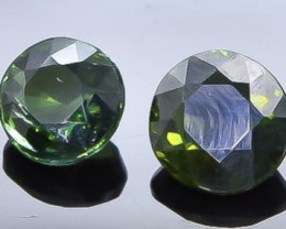 2.04 Crt Natural Tourmaline Faceted Gemstone.( AB 85)